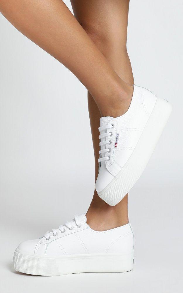 Superga - 2790 FGLW Platform Sneakers