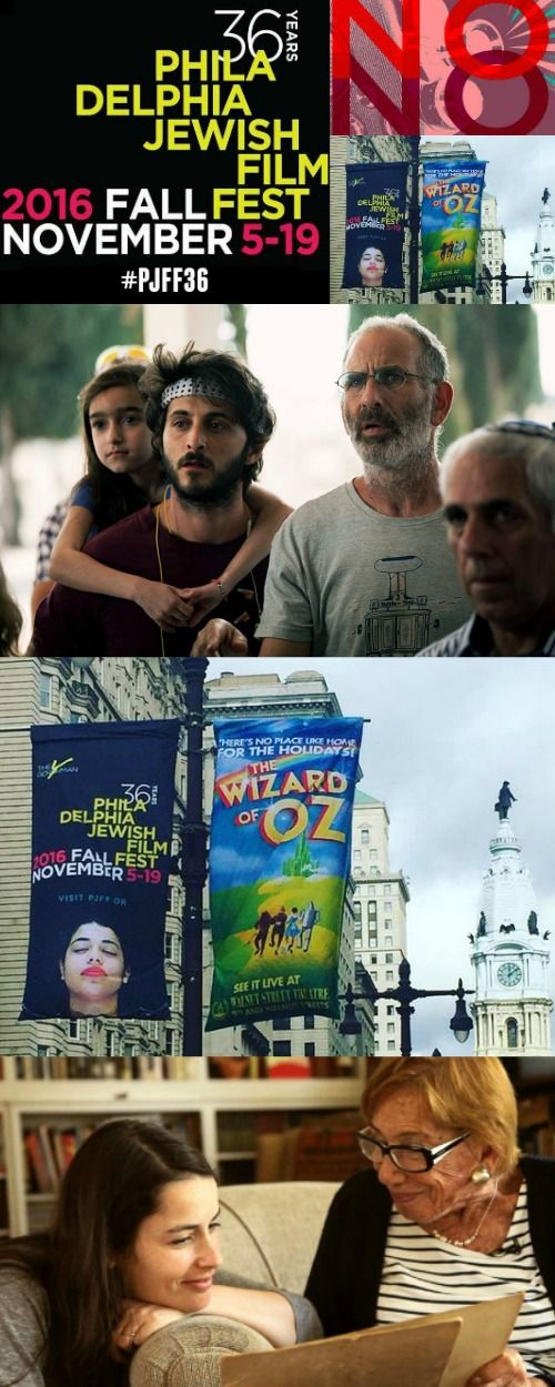 See what's in store for the 36th Annual Philadelphia Jewish Film Festival (Nov 5-19) @PJFF