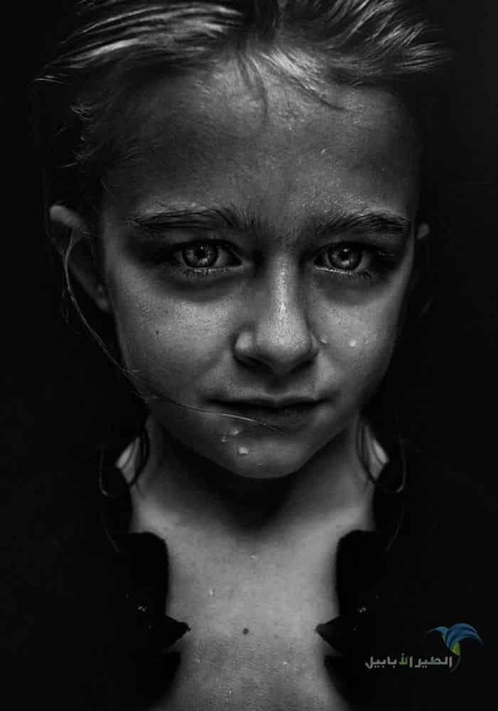 خلفيات سوداء حزينة