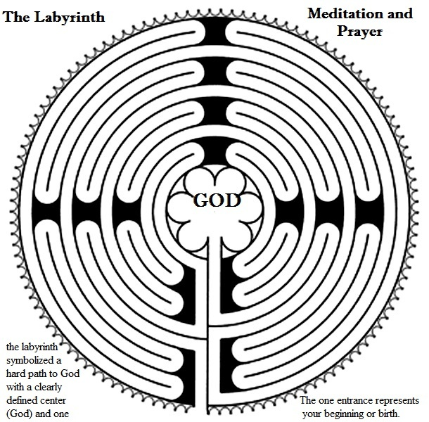 53 Best Labyrinth Ideas Images On Pinterest Labyrinths Labyrinth