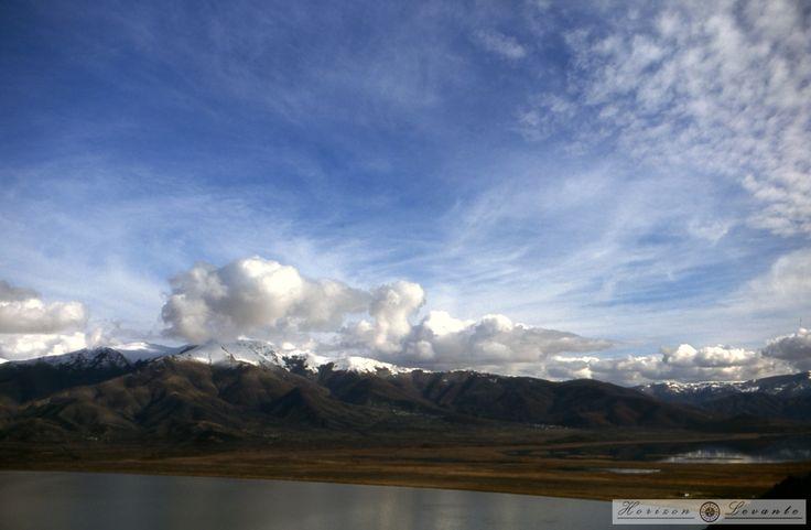 The Prespa lakes - Varnountas mountain - Greece  by george tzaninis