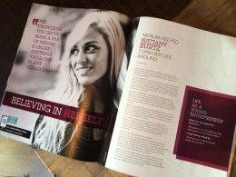 ¿Quieres leer más sobre el éxito de Brittany? Contáctame para solicitar una copia de la revista YEP de Nerium: http://nerium.io/387b