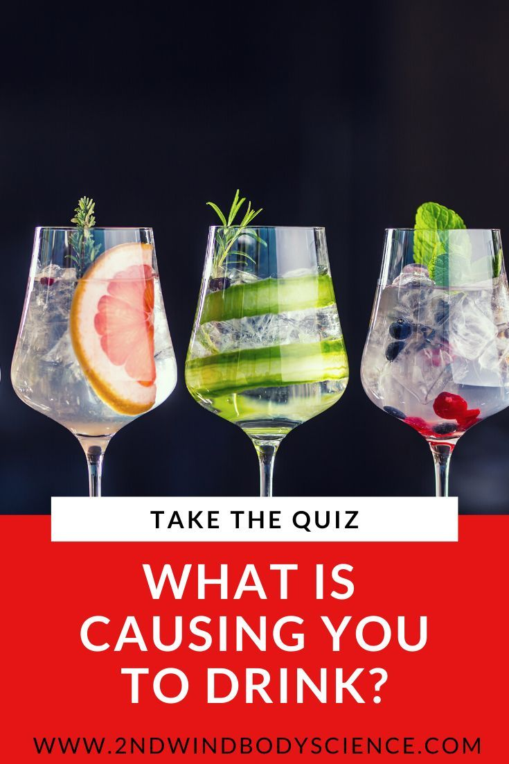 What Causes You To Drink Quiz Health Alcohol Rehab Drinks
