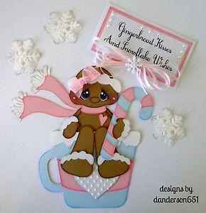 listed on ebay...danderson651 Winter, Gingerbread, Scrapbooking, Paper Piecing http://www.ebay.com/itm/231695166377?ssPageName=STRK:MESELX:IT&_trksid=p3984.m1555.l2649