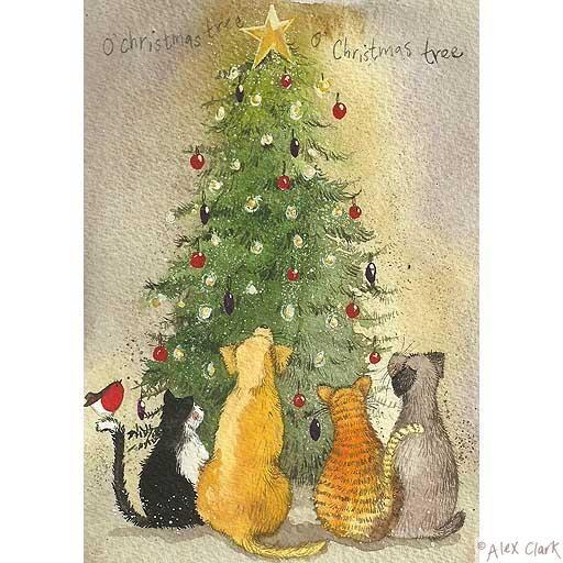 64 Best Alex Clark Christmas Images On Pinterest Art