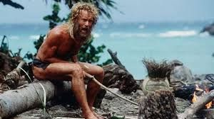 Image result for castaway tom hanks