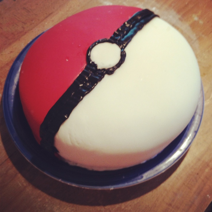 Pokemon cake for step daughters bday.