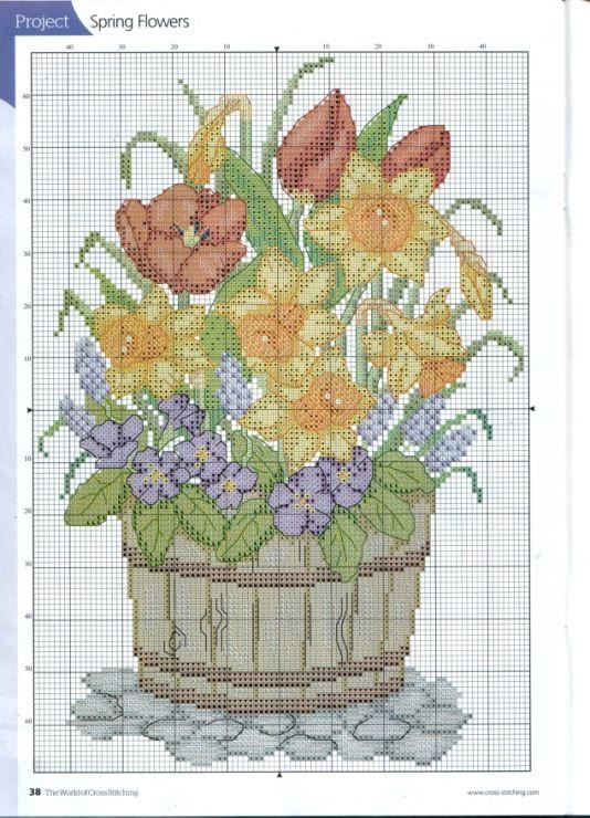 Gallery.ru / Фото #22 - The world of cross stitching 189+36 Quick-stitch All-occasio - tymannost