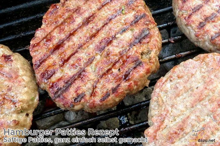 Gute Burger Patties brauchen oft nicht viel und doch hatte jeder schon fade oder trockene Patties. Ich zeige Euch eine saftige und leckere Variante. +Video