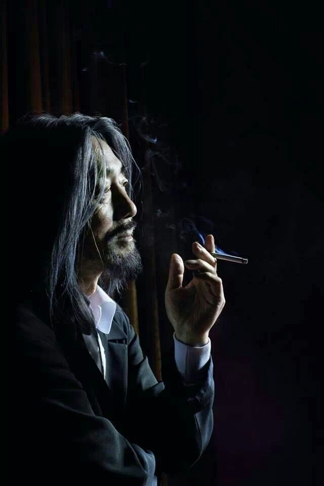 "Yohji Yamamoto ""My role in all of this is very simple. I make clothing like armor. My clothing protects you from unwelcome eyes."""