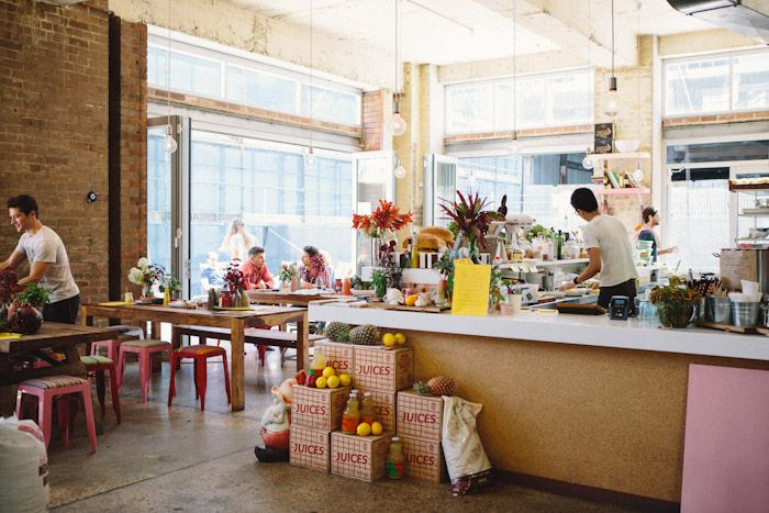 bread and circus wholefoods canteen - Wander & Scout