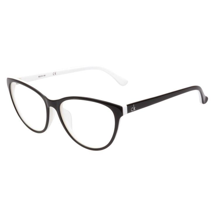 Calvin Klein CK5823 961 White Prescription Eyeglasses