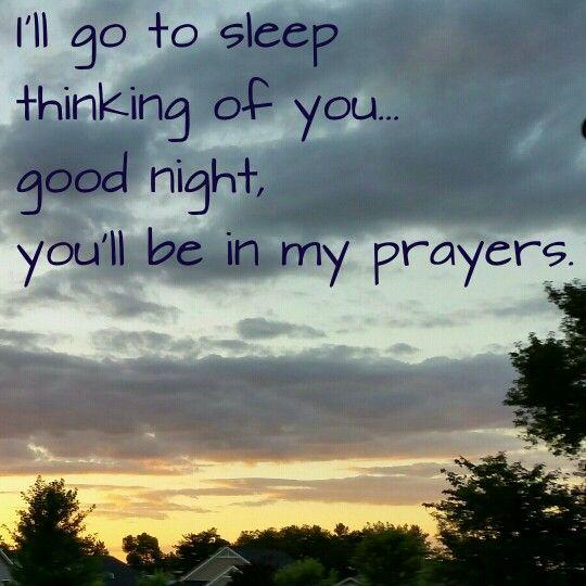 1000+ Ideas About Good Night Prayer On Pinterest