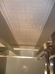 Decorative Ceiling Tiles sells a wide variety of quality tiles. Offers different types of ceiling products like tin, solid, copper, aluminum, faux tin and styrofoam ceiling tiles. Also offers ceiling tiles installation like styrofoam ceiling tiles installation, popcorn ceilings covering and faux tin ceiling installation.