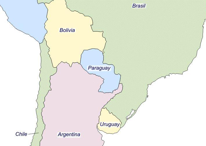 Focus Uruguay e Paraguay 2016