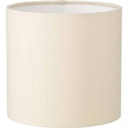 David Hunt S2615 Garbo Small Shade Cream Fabric