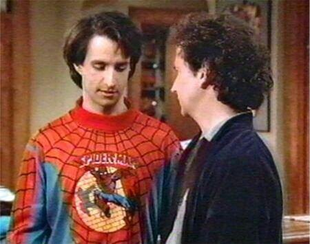 OH MY GOD Perfect Strangers with Balky lol.