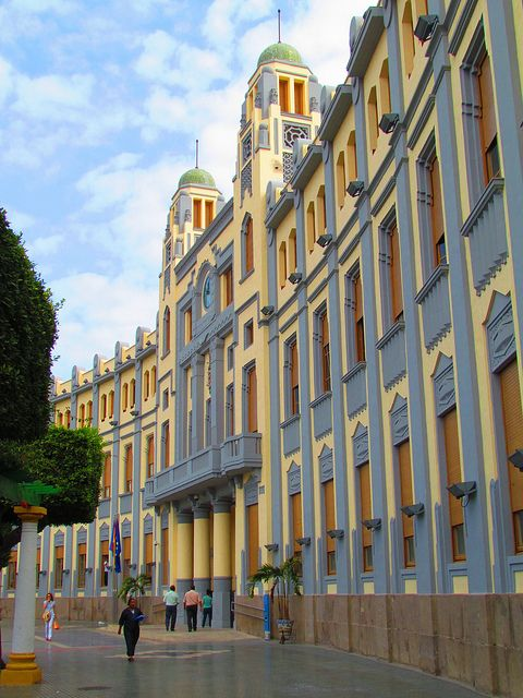 Palacio de la Asamblea, Melilla, Spain