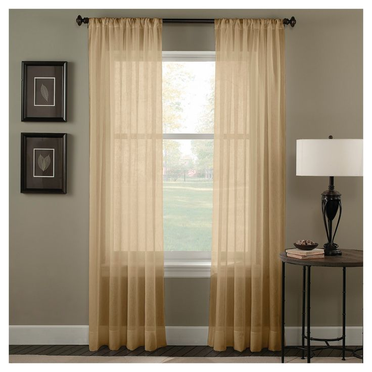 Best 25+ Voile Curtains Ideas On Pinterest