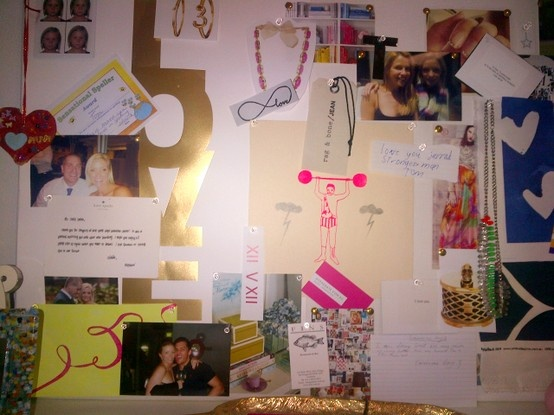 Inspiration Board, Home Office