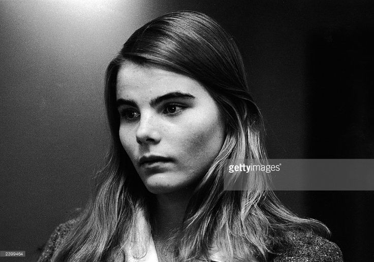 Headshot of American actor Mariel Hemingway during shooting of the film, 'Manhattan,' directed by Woody Allen, 1979.