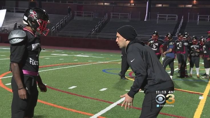 nice Eagles TE Zach Ertz Fills In For Philly High School Football Coach