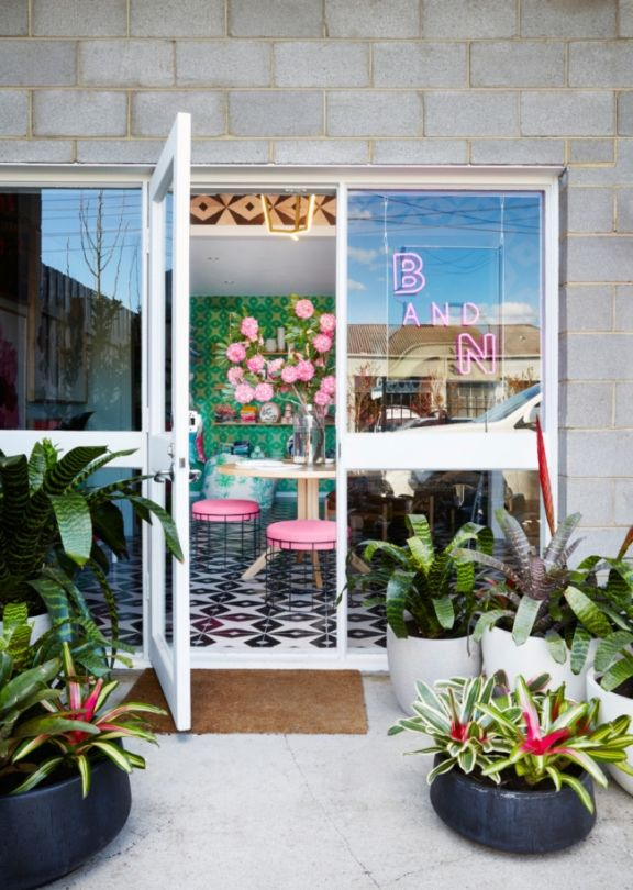 See Bonnie and Neil's delightful new Melbourne store: The Bonnie and Neil shop is located at 121A Donald Street, Brunswick 3056 and is open Thursday, Friday and Saturday from 9.30am until 5.00pm or by appointment. Go to Bonnieandneil.com.au.