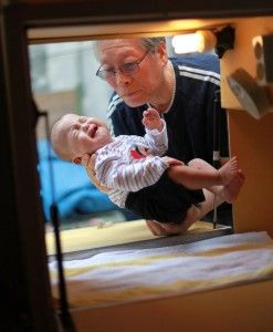 His aim was to provide a life-giving alternative for desperate mothers in his city of Seoul. He even admits that he didn't really expect that babies would ...