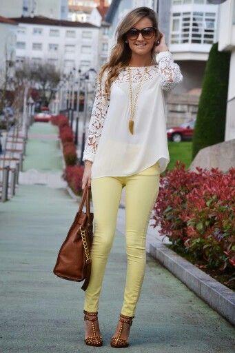 Moda: amarillo