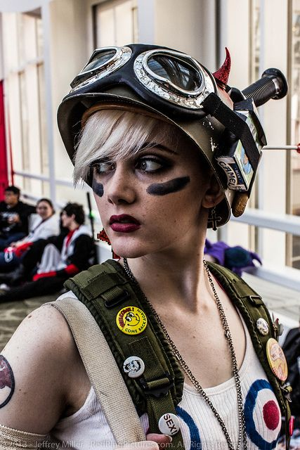 Tank Girl | Emerald City Comicon 2013 by RedRing Pictures