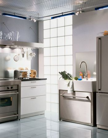 Looking to bring more light in small kitchen.