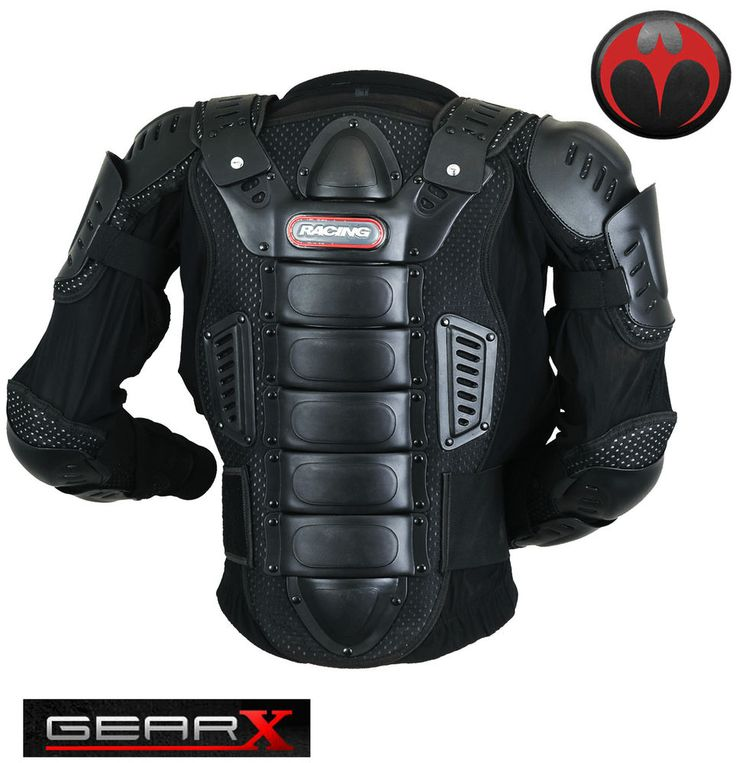Motocross Skating Cycle Motorcycle Snowboards Protection Jacket Body Armour CE