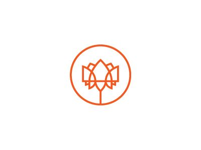 lotus 25 Fantastic Plant & Flower Logos