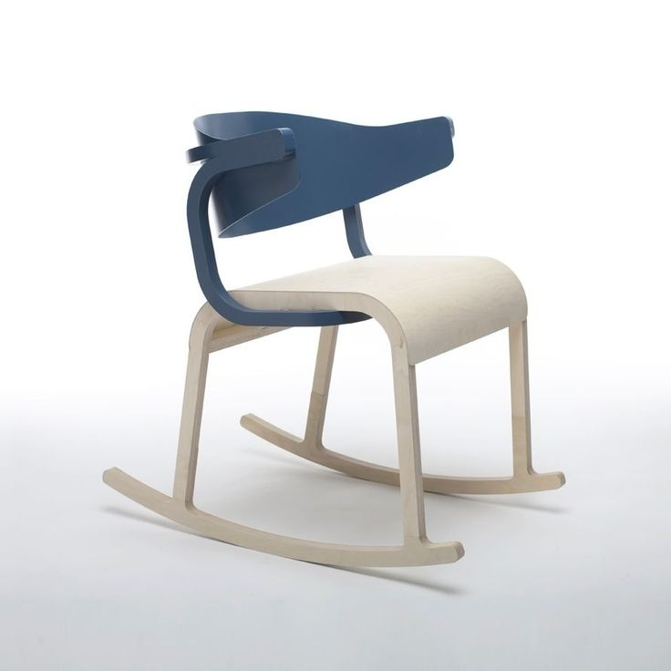 Perch Rocking Chair by Pierre Favresse for Specimen Editions