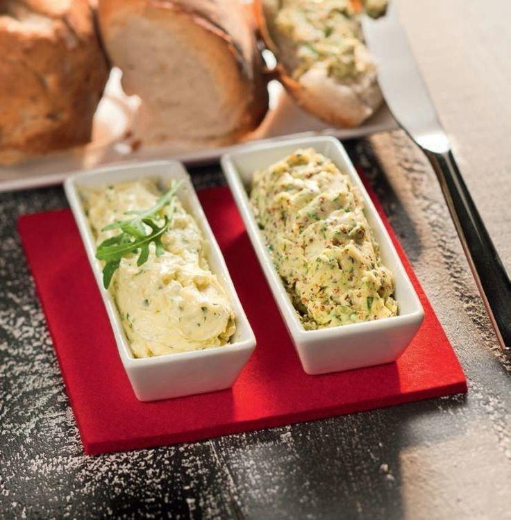 Butter-Varianten