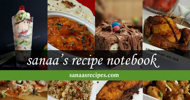 This recipe note book shares my recipes that covers desserts, sweets, side dishes, main meals etc.