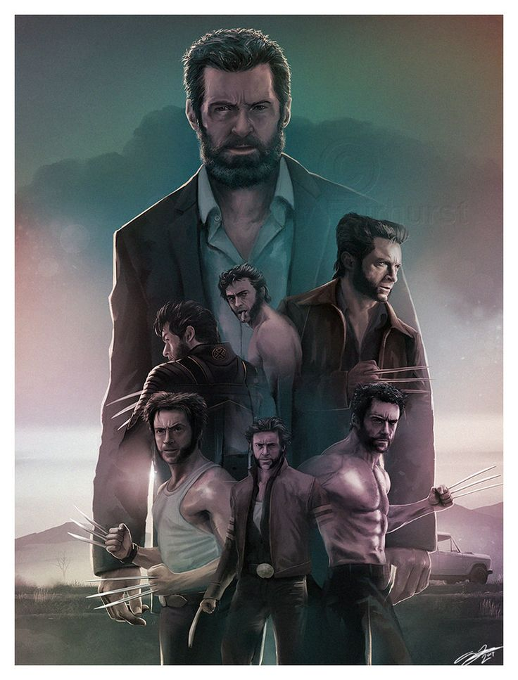 The Wolverine 1832-2029