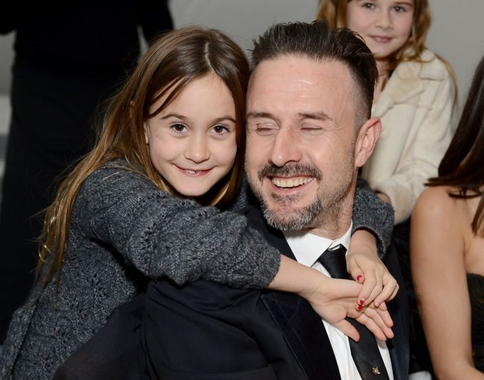 David Arquette Buys a Stunning Diamond Ring for Daughter Coco