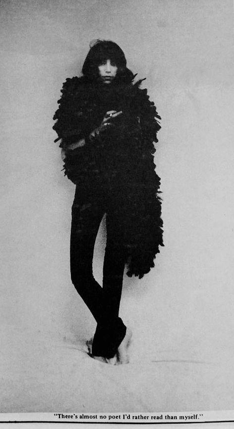 Patti Smith  Singer