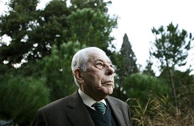 """Gonçalo Ribeiro Telles distinguido com o """"Nobel"""" da Arquitectura Paisagista - Cultura - Jornal de Negócios"""