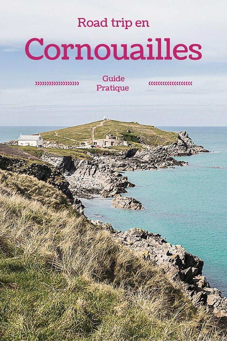 {Angleterre} Toutes les ressources nécessaires pour préparer un road trip en Cornouailles sont dans ce billet. Quelles étapes ? Que visiter ? Quel budget ?