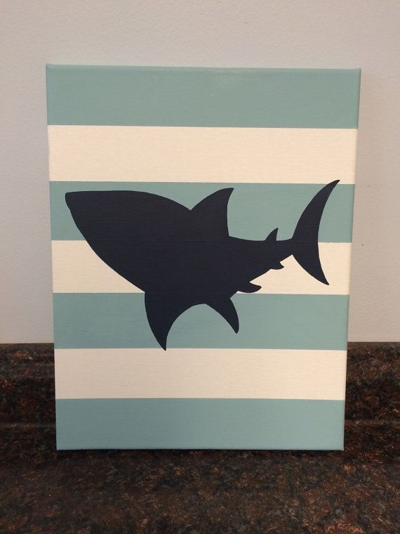 shark nursery shark toddler room wall art navy and aqua shark decor shark  painting shark kid room theme shark bathroom shark bedding. The 25  best Shark bathroom ideas on Pinterest   Shark room  Shark
