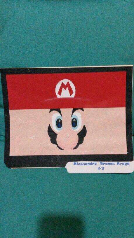 Folder Mario Bross