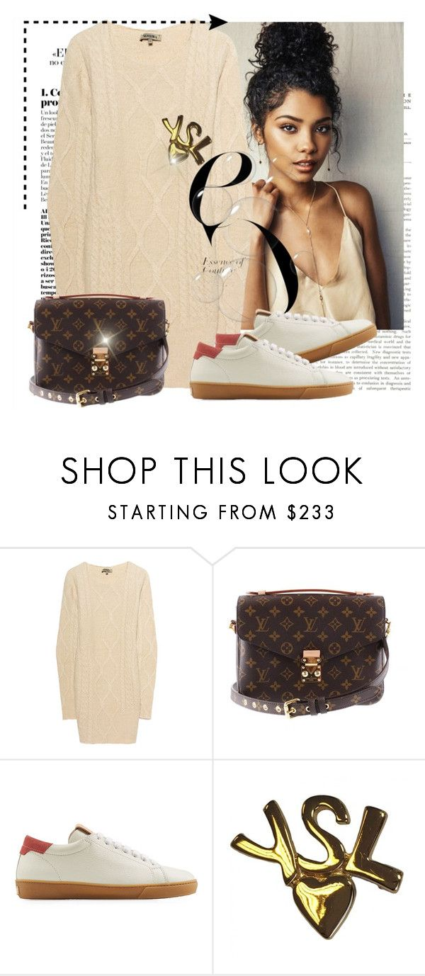 Unbenannt 683 By Sandrayara Liked On Polyvore Featuring Yeezy By Kanye West Louis Vuitton Closed A Yeezy By Kanye West Clothes Design Outfit Accessories