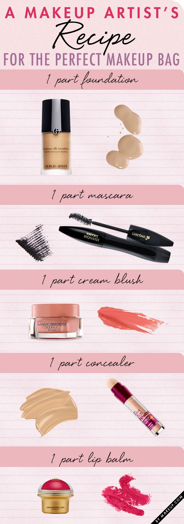 Love all of these products!