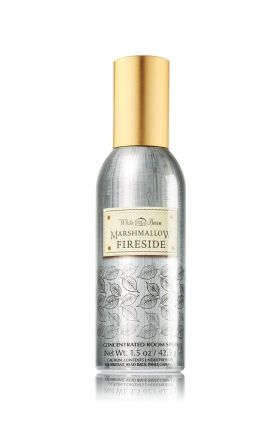 Marshmallow Fireside 1.5 oz. Room Perfume - Slatkin & Co. - Bath & Body Works