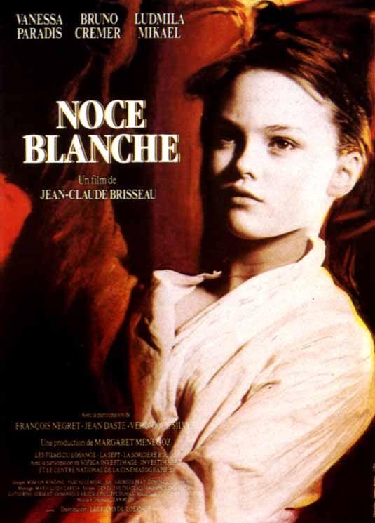 """""""Noce Blanche"""" de Jean-Claude Brisseau, programmé le 22/07 à 19h et le 25/07 à 16h30  http://www.forumdesimages.fr/les-films/les-programmes/la-jeune-fille/noce-blanche-presente-par-j.m.-samocki"""