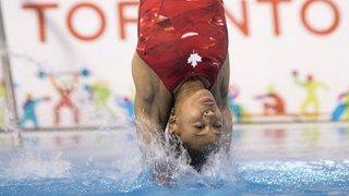 Jennifer Abel Diving