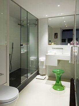 El cuarto de baño se viste de blanco inmaculado, firmado por Boffi