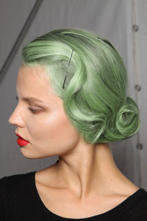 ✝☮✿★ COLORFUL HAIR & MAKEUP ✝☯★☮
